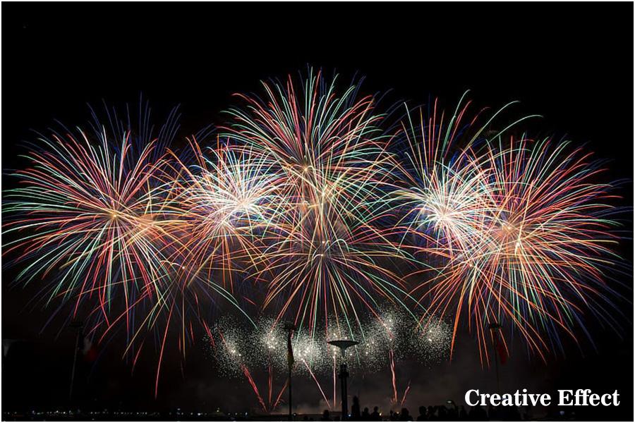 Vatrometi za svadbe i proslave Zrenjanin Creative Effect