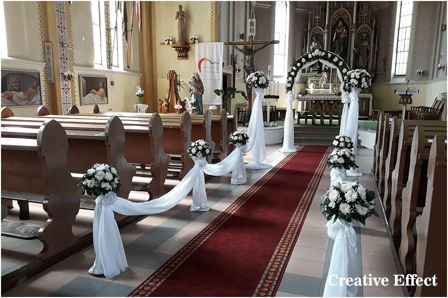 Dekoracije u crkvi